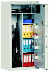 armoire forte pour fusils et coffre fort pour armes. Black Bedroom Furniture Sets. Home Design Ideas